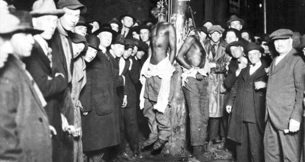 racism as the root of the immoral acts of lynching Get a character analysis of yoni in what of this goldfish would you wish free racism as the root of the immoral acts of lynching evidence to.